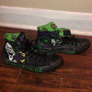 Black Joker converse